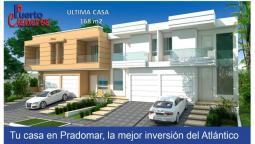 Casa en venta Pradomar Puerto Colombia