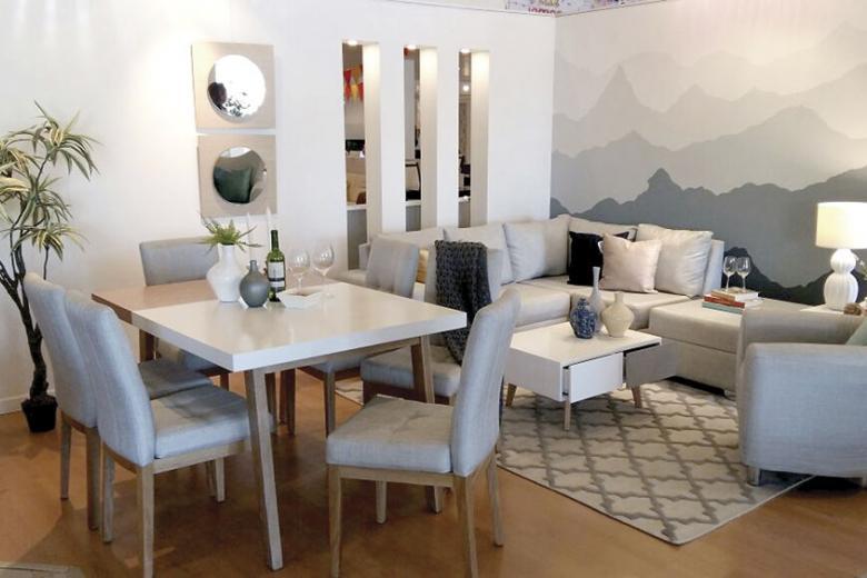 El comedor un espacio vers til y confortable areacaribe for Muebles namar