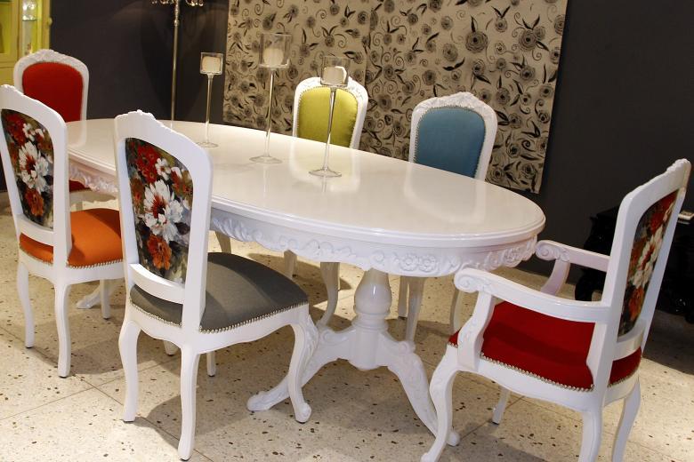 Renueve sus muebles con telas y estilos nicos areacaribe - Telas para forrar muebles ...